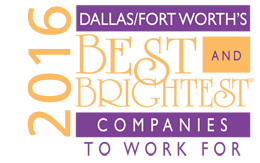 Dallas/Fort Worth Best and Brightest 2016